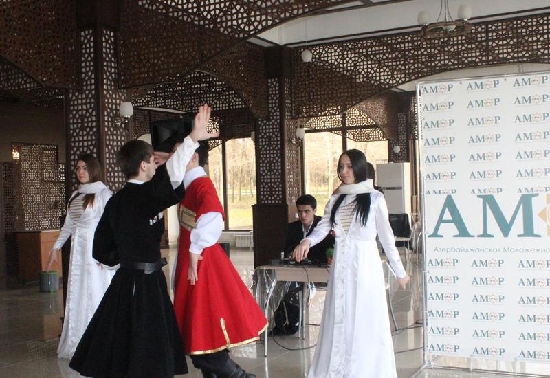 В Волгограде отметили праздник Новруз