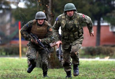 Турция обучает суннитскую армию в Ираке