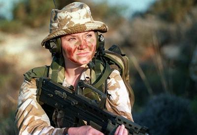 В турецкой армии будут служить и женщины