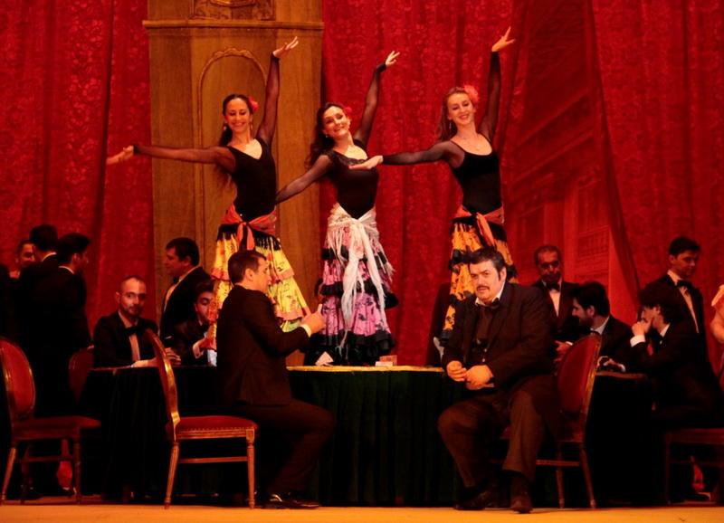 """Роскошная """"Травиата"""" на сцене Театра оперы и балета"""