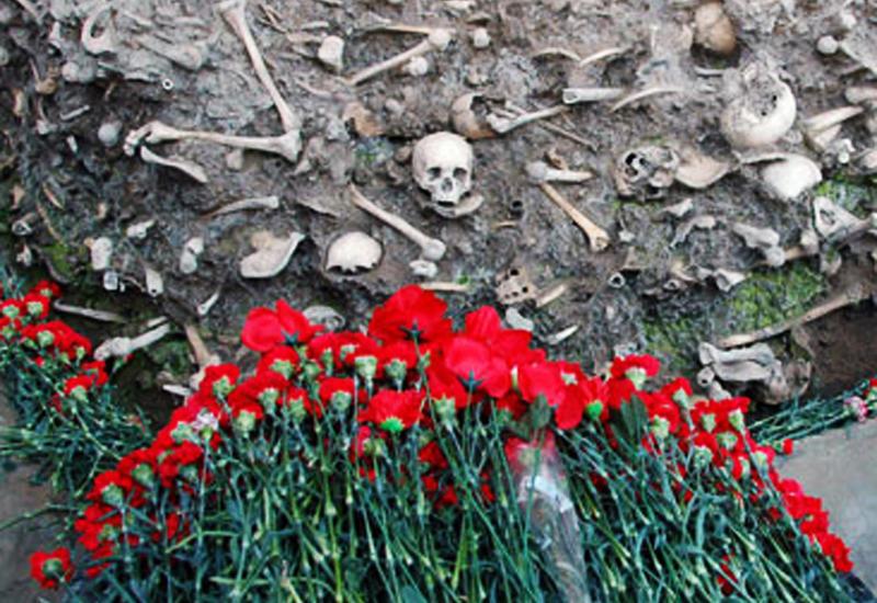 Геноцид против азербайджанцев в 1918 году должен быть признан международным сообществом