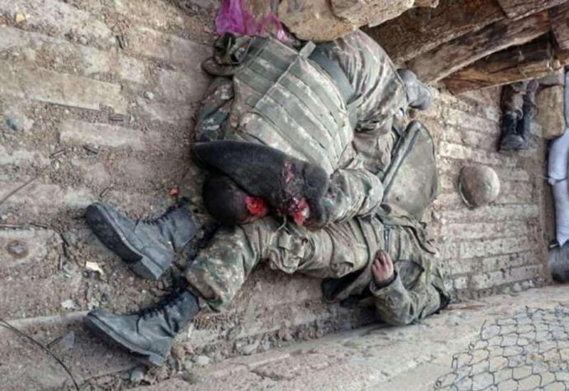 Армяне потеряли больше 6 000 военных
