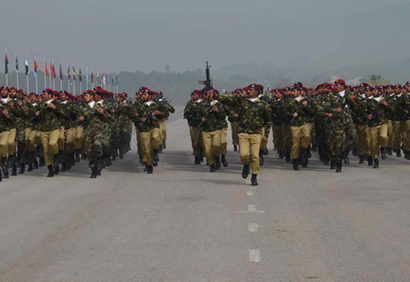 Pakistan ordusundan Azərbaycana mənəvi dəstək