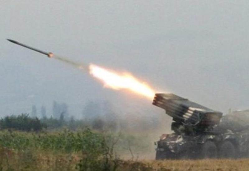 Армяне обстреляли село Джоджуг Марджанлы, повреждена подстанция
