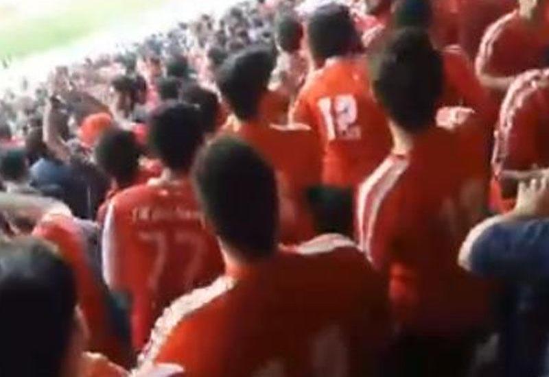 Çempionlar Liqasının oyununda Azərbaycana möhtəşəm dəstək