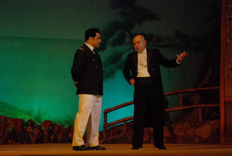 "Любовь бабочки: ""Чио-Чио-сан"" на сцене Театра оперы и балета"