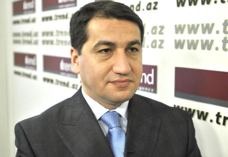 Хикмет Гаджиев: Азербайджанские жители обязательно вернутся в Шушу