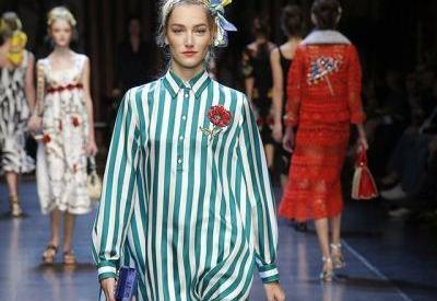 """Пижамная вечеринка от Dolce &amp; Gabbana <span class=""""color_red"""">- ФОТО</span>"""