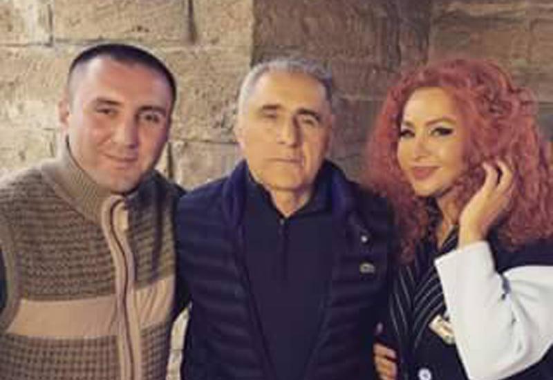 """Известные деятели культуры и спорта в социальном проекте """"Я – Азербайджан!"""""""