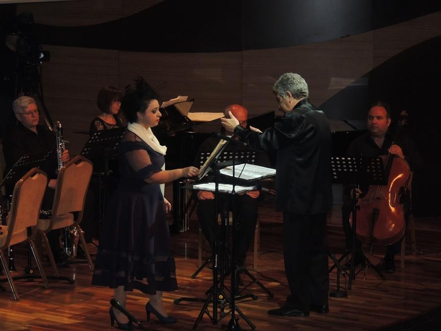 """Необыкновенный концерт в Международном Центре Мугама - """"Лицом к лицу со временем"""""""