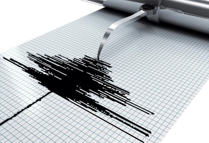 У побережья Турции произошло землетрясение