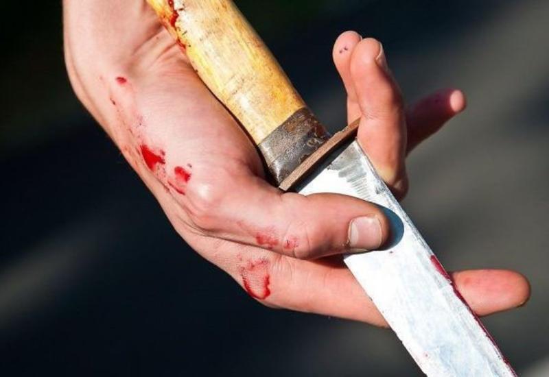 Поножовщина в Шамахе, есть пострадавший