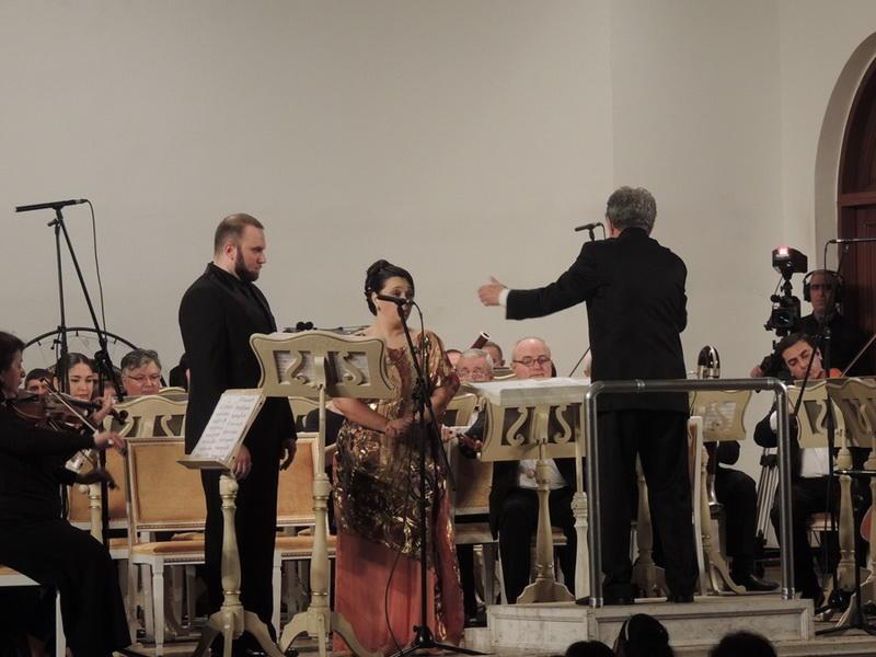 В бакинской Филармонии впервые прозвучали произведения Малера