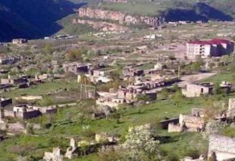 Армяне убежали из окупированного Агдере в Ереван
