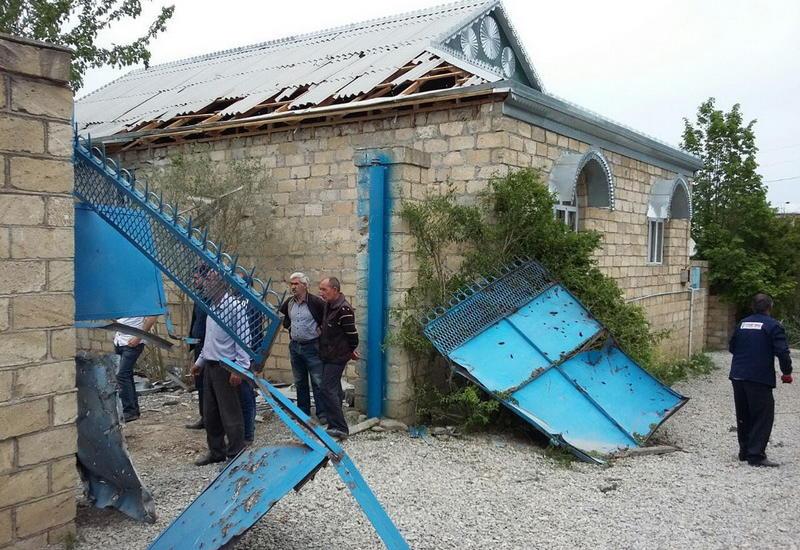 Армяне обстреливают стариков, женщин и детей в Тертере