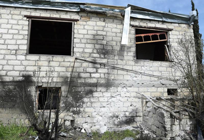 В Агдаме похоронили погибшего при обстреле армян жителя