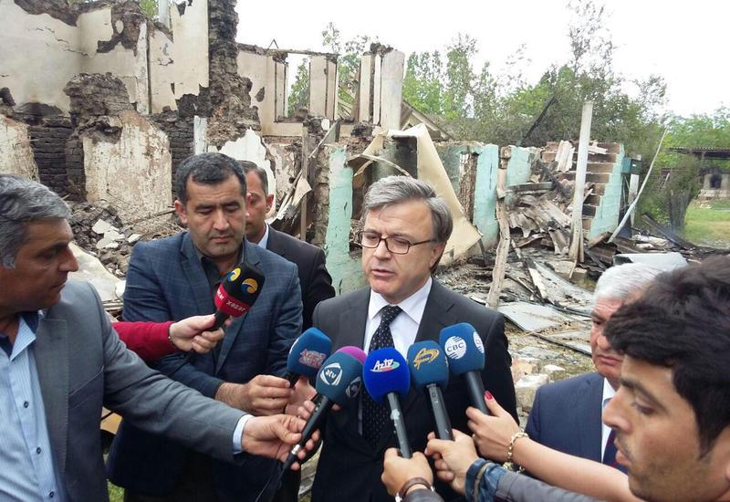 Гусейнгулу Багиров: Армения продолжает воевать с мирными гражданами Азербайджана