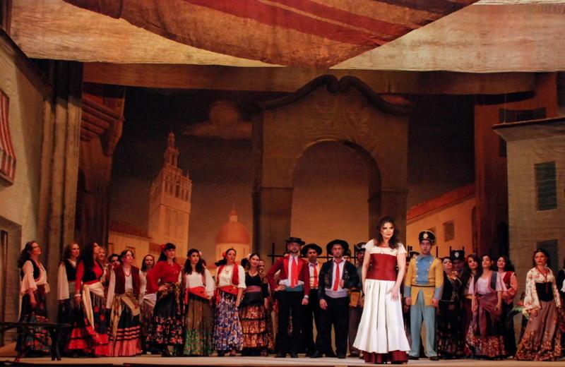 Страсти по «Кармен» на сцене Театра оперы и балета