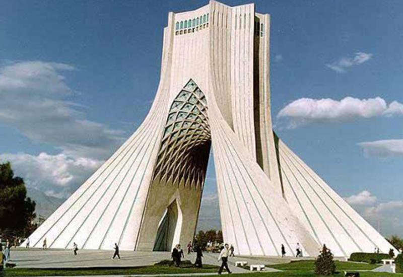 Ermənilərin Tehranda aksiya keçirib?