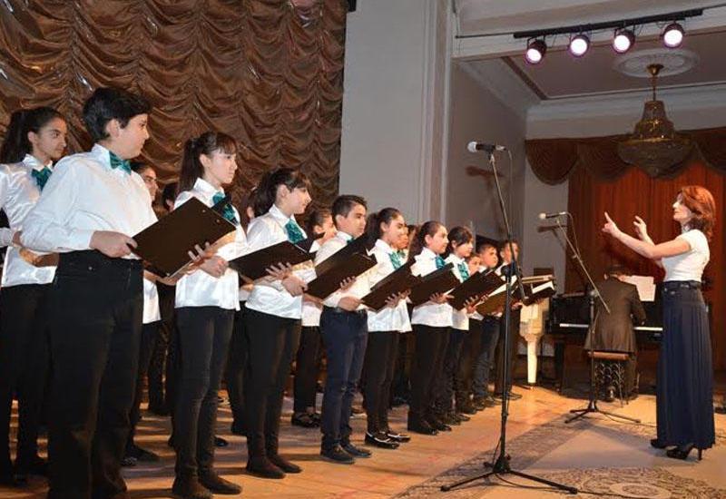 Heydər Əliyevin anadan olmasının 93-cü İldönümünə həsr olunmuş konsert keçirilib