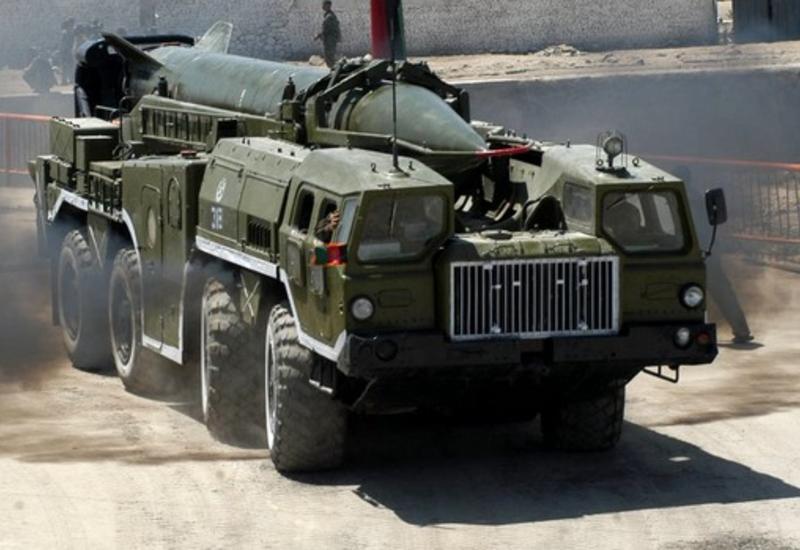 С 27 сентября Армения выпустила по территории Азербайджана 13 баллистических ракет СКАД