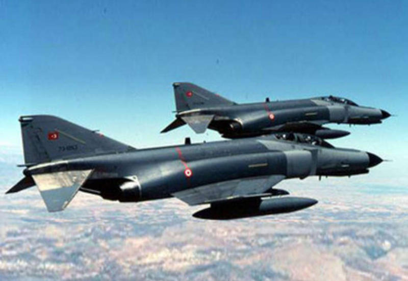 ВВС Турции нанесли тяжелый удар по террористам в Ираке