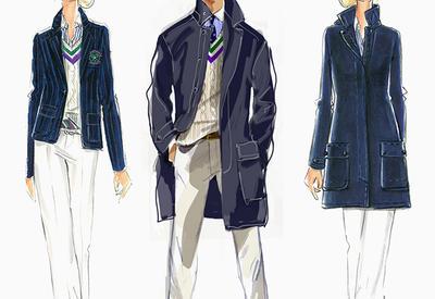 "Бренд Polo Ralph Lauren создал уникальную форму для Уимблдона <span class=""color_red"">- ФОТО</span>"