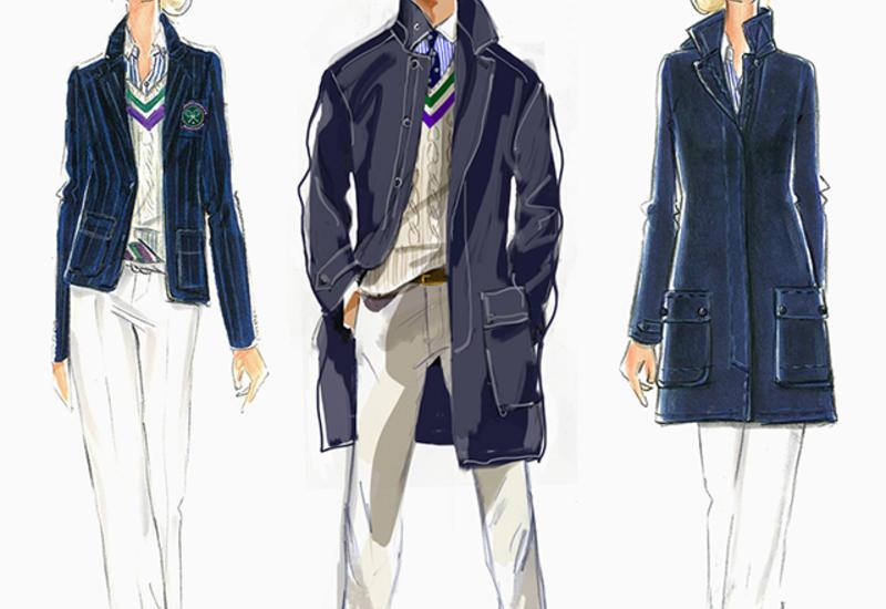 Бренд Polo Ralph Lauren создал уникальную форму для Уимблдона