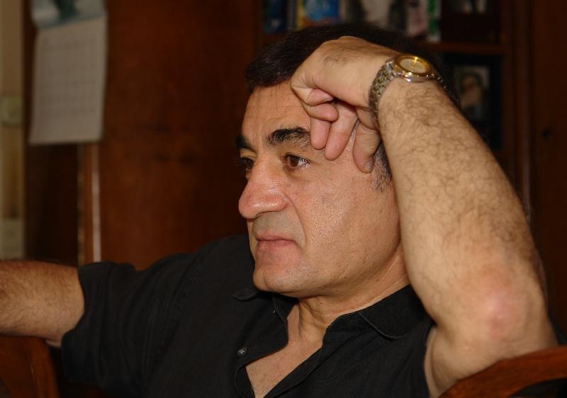 Фахраддин Манафов: Влюблен в профессию, как в женщину - ФОТО