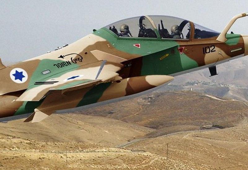 İsrail qırıcısı Suriya aeroportunu bombaladı
