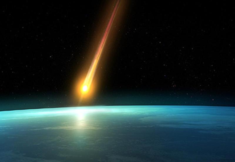 Яркий метеор пролетел над Японией