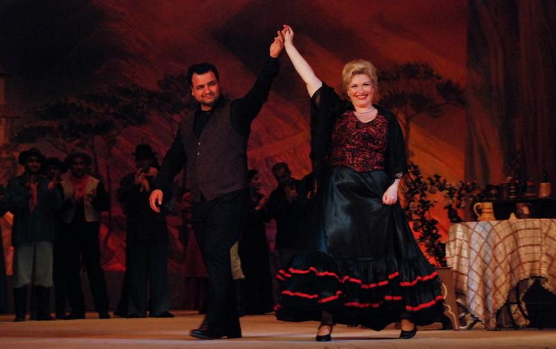 Сицилианская «Честь» на сцене Театра оперы и балета