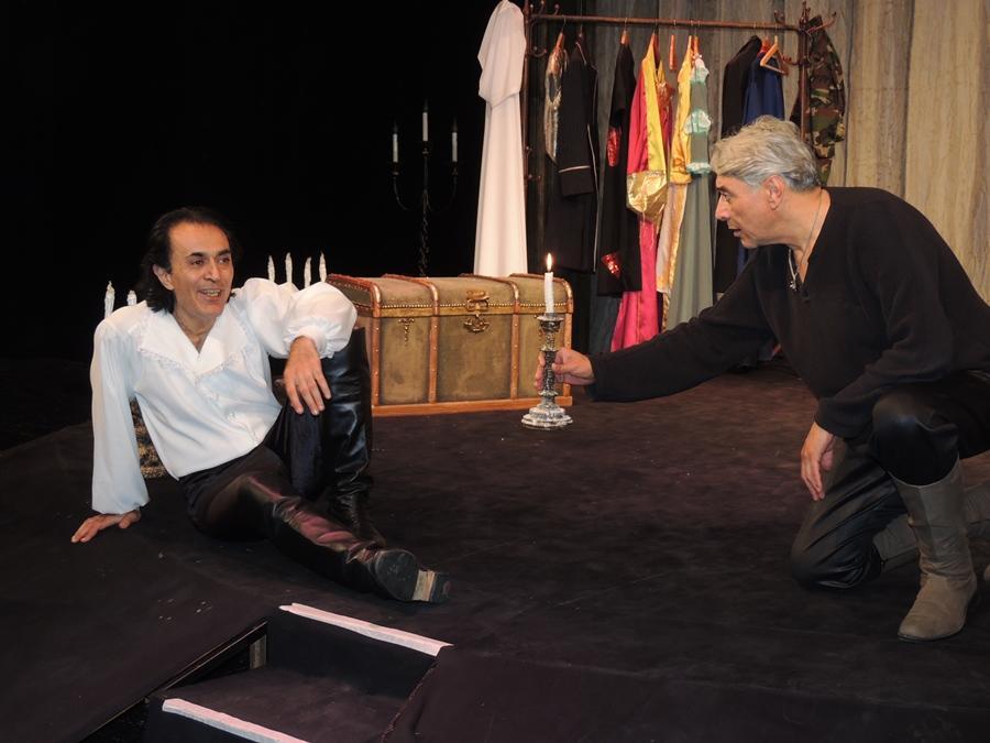 """Ирана Таги-заде: На премьере спектакля """"Судьба артиста"""" зрители испытают шок"""