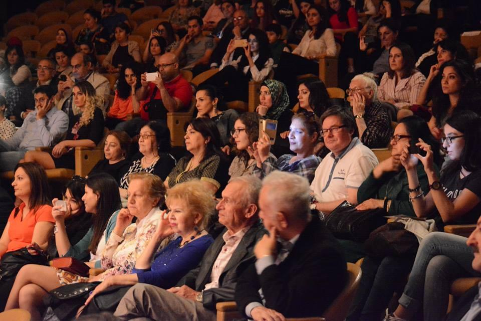 "Кантри-музыка в рамках фестиваля ""Дни Америки"" на сцене Международного Центра Мугама"