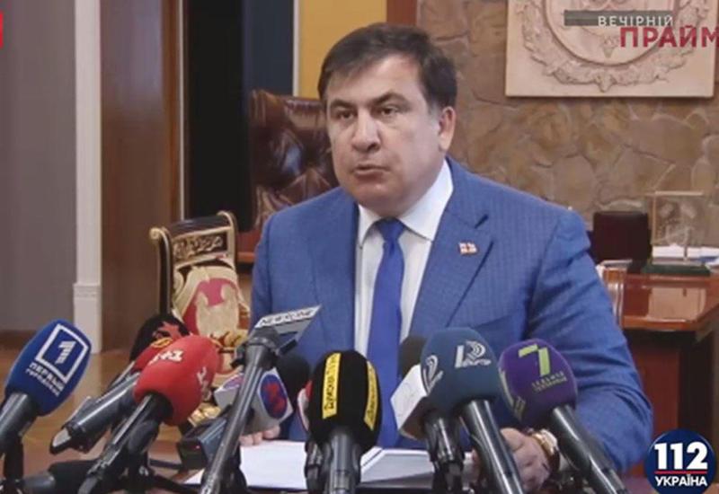 Михаил Саакашвили опроверг заявления армянских СМИ