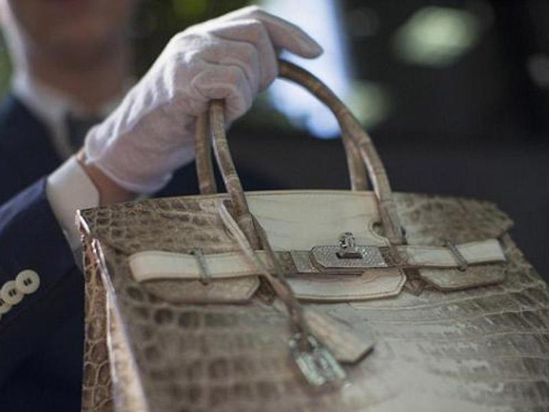 Почему сумка Hermes стоит так дорого? Несколько секретов