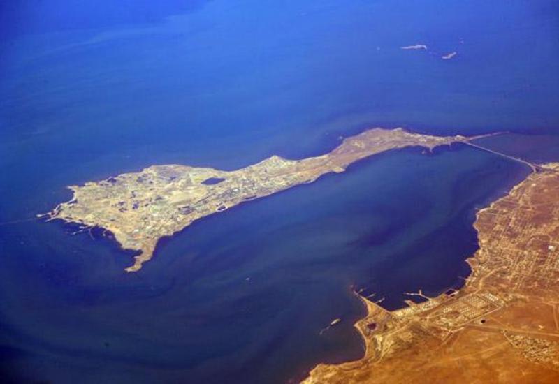 Масштабный проект на абшеронском острове