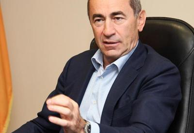Роберт Кочарян уезжает из Армении