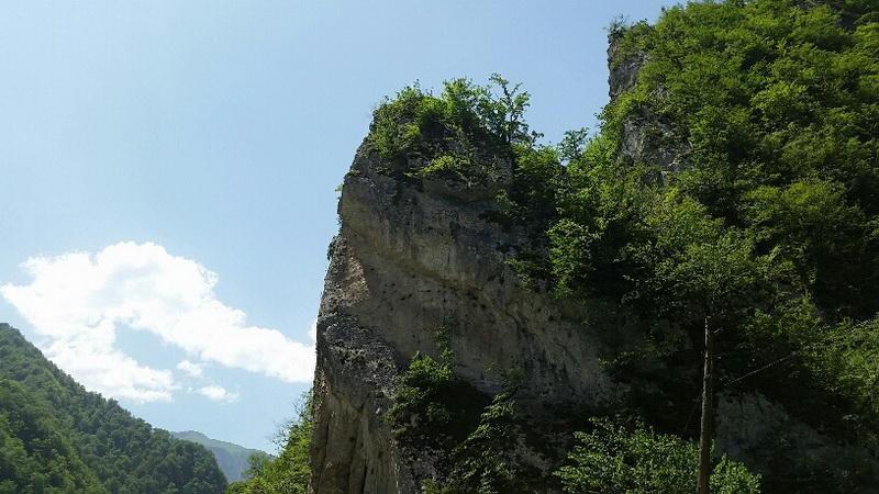 Вспоминая лето: неповторимые пейзажи Азербайджана - ФОТО