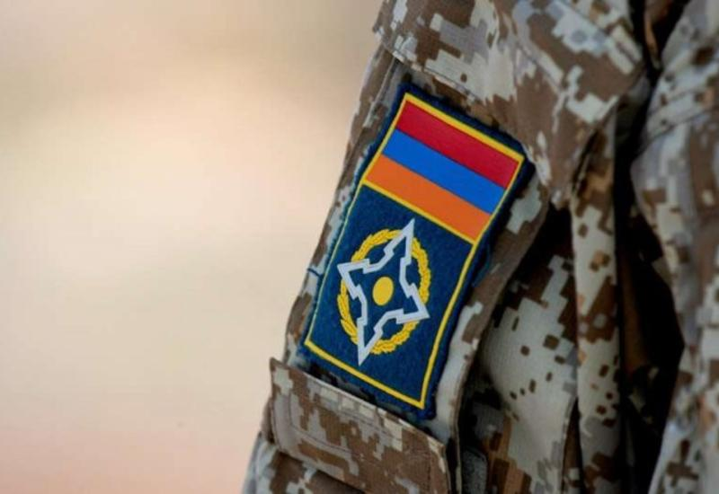 Армения должна быть исключена из состава ОДКБ