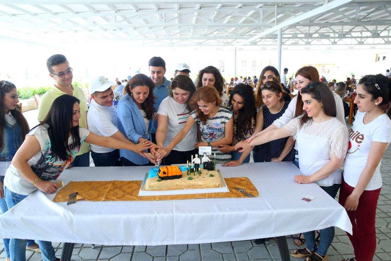 """""""5 iyun – Ətraf mühitin mühafizəsi günü"""" ilə bağlı aksiya keçirilib"""
