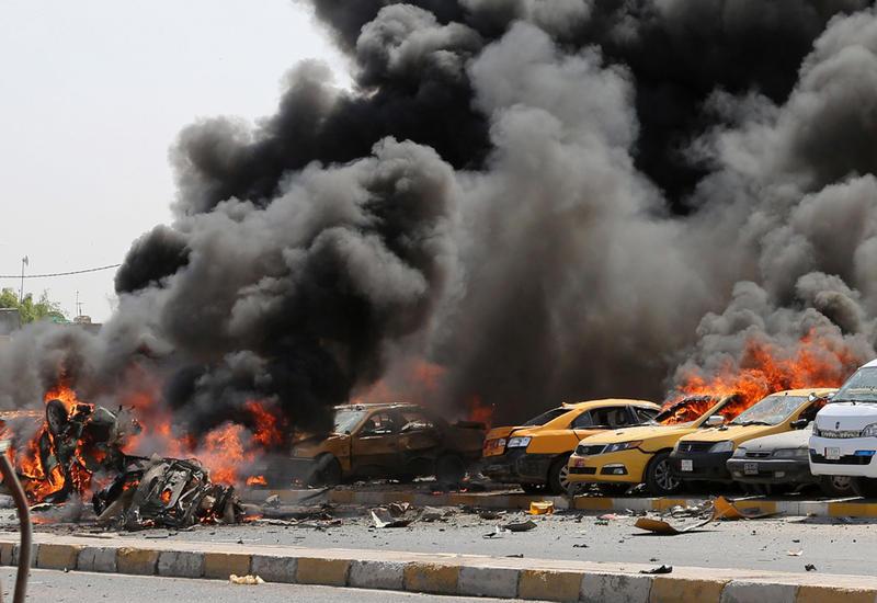 В Афганистане прогремел взрыв, есть погибшие и раненые