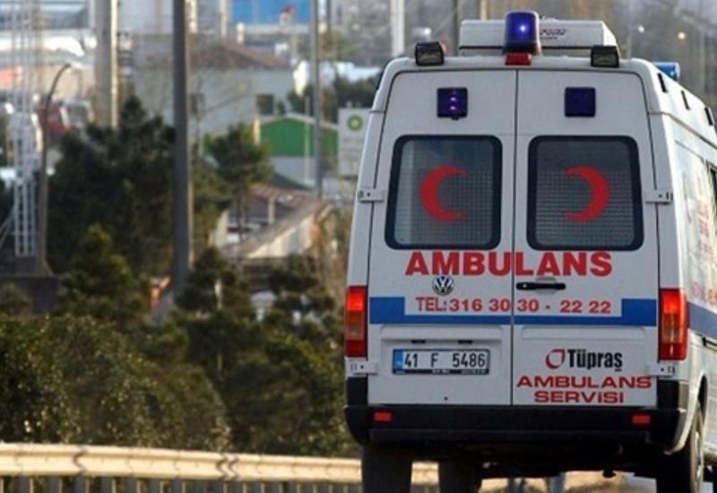 В Турции при ДТП с микроавтобусом погибли не менее восьми человек