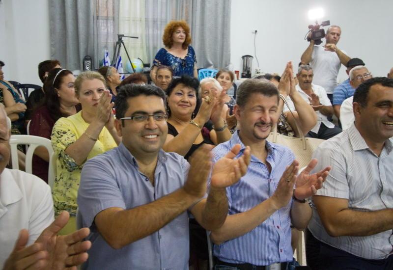 В Израиле отметили День национального спасения Азербайджана