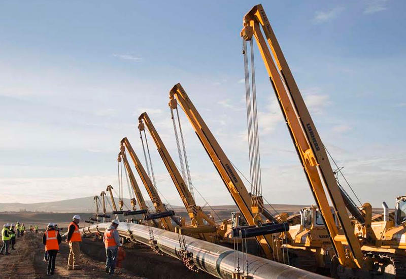 Названы сроки доставки в Турцию первой партии природного газа по TANAP