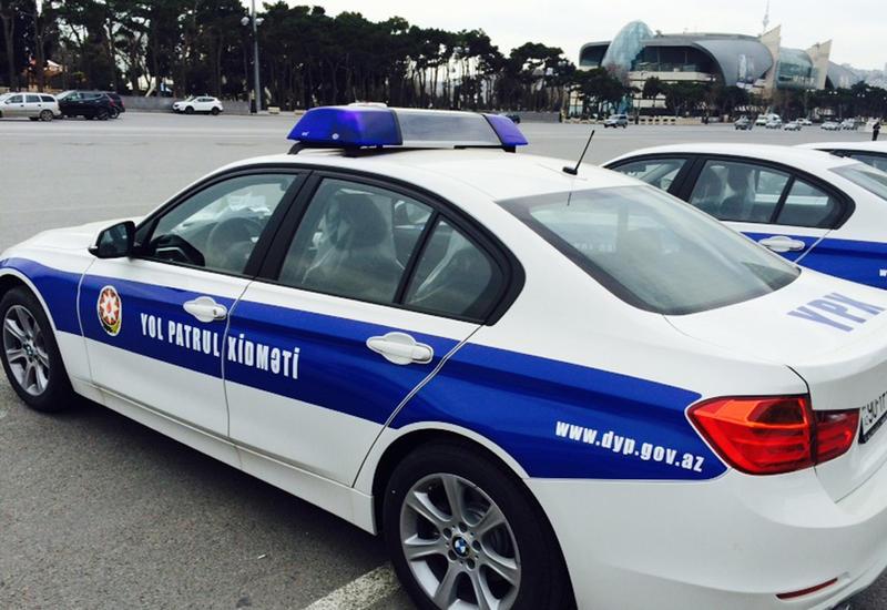 Дорожная полиция Азербайджана прокомментировала информацию о штрафовании водителей посредством камер