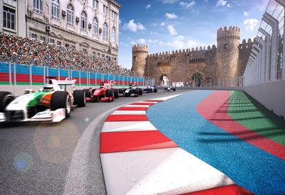 Baku City Circuit обратилась к болельщикам Формулы-1