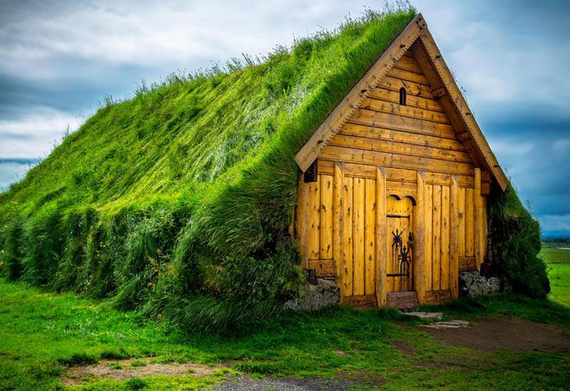10 жилых скандинавских домов, которые будто из сказки