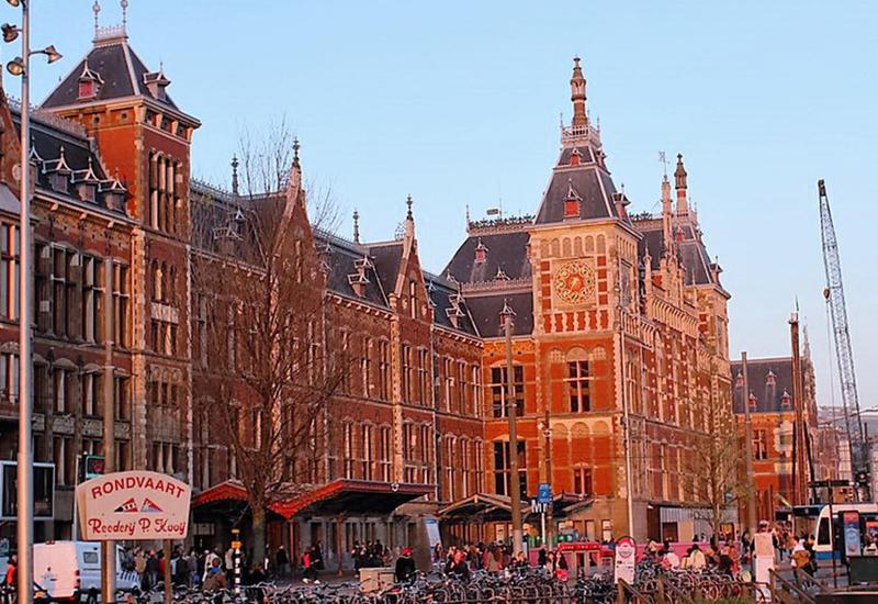 Строгая красота Нидерландов