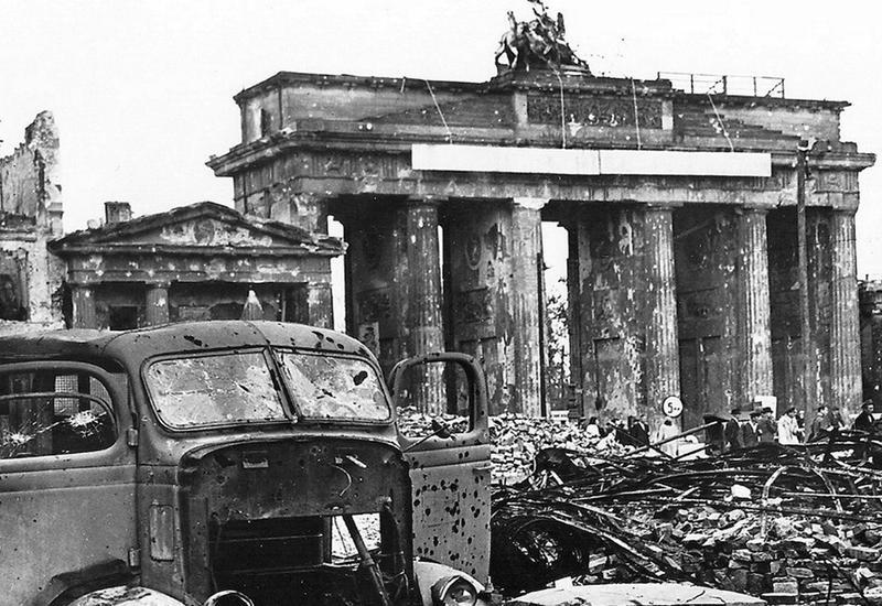 1945 год. Как азербайджанцы брали Берлин